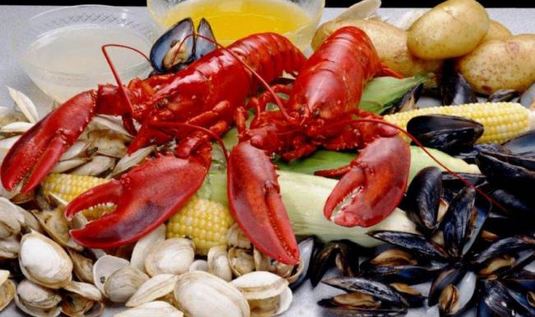 Τα κορυφαία hotspots για να φάτε τα πιο αφροδισιακά θαλασσινά στην πρωτεύουσα! Δείτε τη λίστα που μυρίζει ιώδιο! - Κυρίως Φωτογραφία - Gallery - Video
