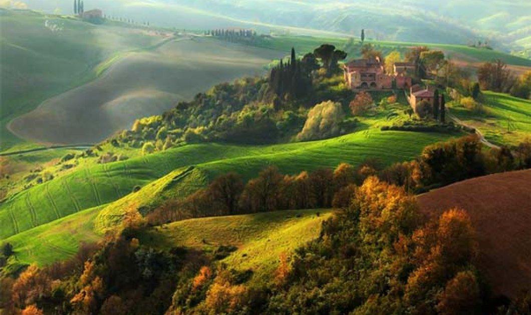 Τοσκάνη: Καταπράσινοι λόφοι, πανέμορφες γέφυρες & γαστρονομικές απολαύσεις σας περιμένουν για μια αξέχαστη εμπειρία! - Κυρίως Φωτογραφία - Gallery - Video