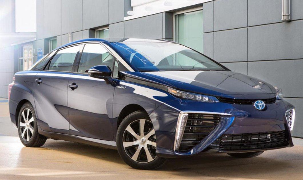 Tα top 10 σούπερ αυτοκίνητα που άλλαξαν τον κόσμο ως το νέο Miral της Toyota που θα τον αλλάξει ξανά! (Φωτό) - Κυρίως Φωτογραφία - Gallery - Video
