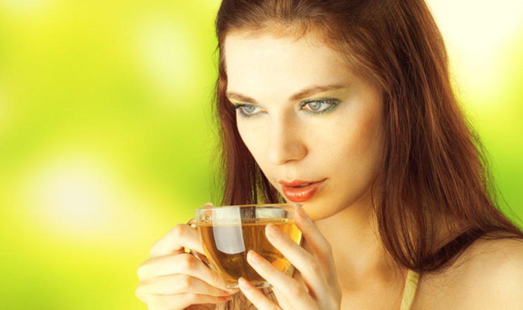 Πράσινο τσάι: 5 «μαγικές» ιδιότητες του για απώλεια βάρους και αποτοξίνωση σε χρόνο... dt! - Κυρίως Φωτογραφία - Gallery - Video