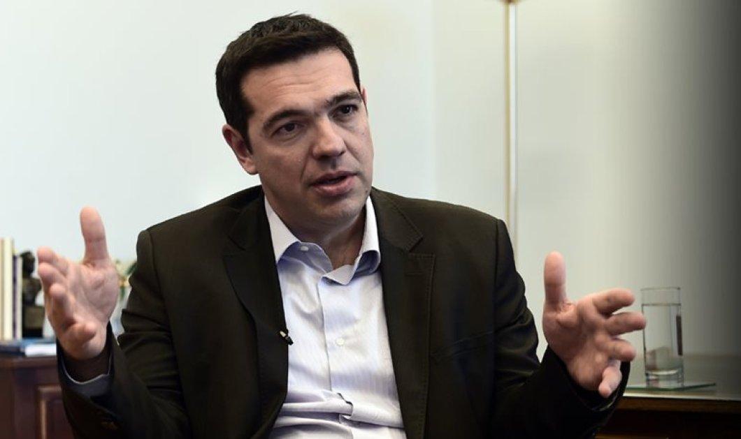 Τσίπρας: «Στόχος μας ο έντιμος συμβιβασμός - Αν δεν υπάρχει λύση θα πάμε στον λαό» - Κυρίως Φωτογραφία - Gallery - Video