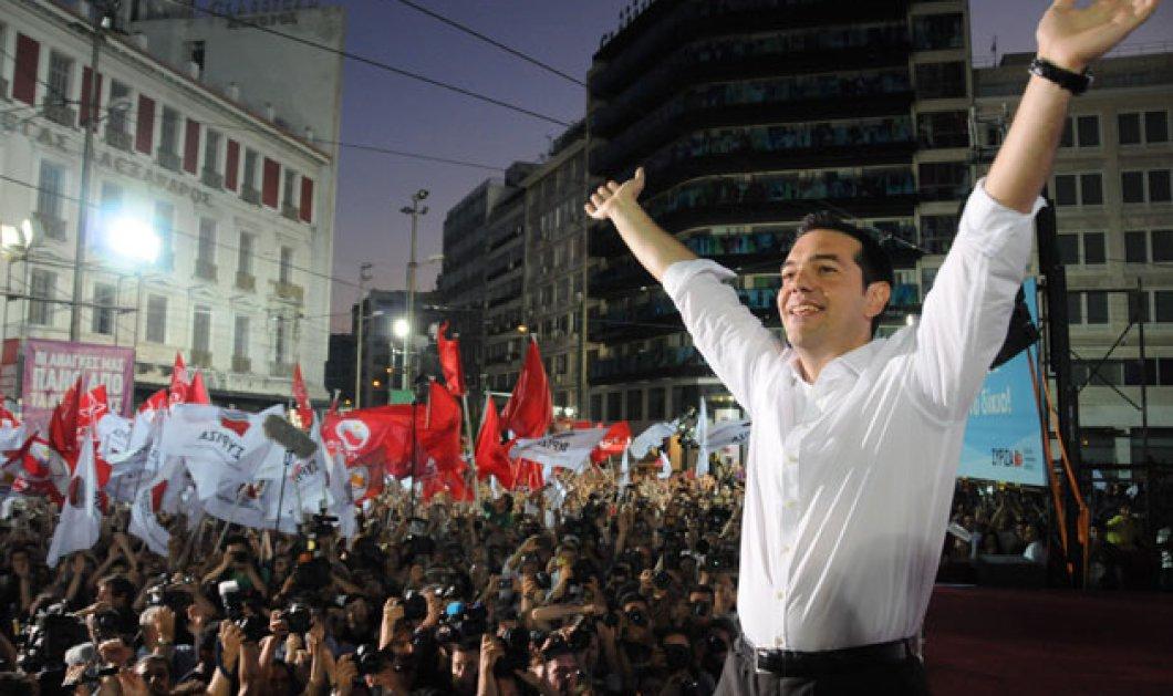 Guardian: ''Πώς ο ΣΥΡΙΖΑ μπορεί να αλλάξει τα δεδομένα σε όλη την Ευρώπη'' - Κυρίως Φωτογραφία - Gallery - Video