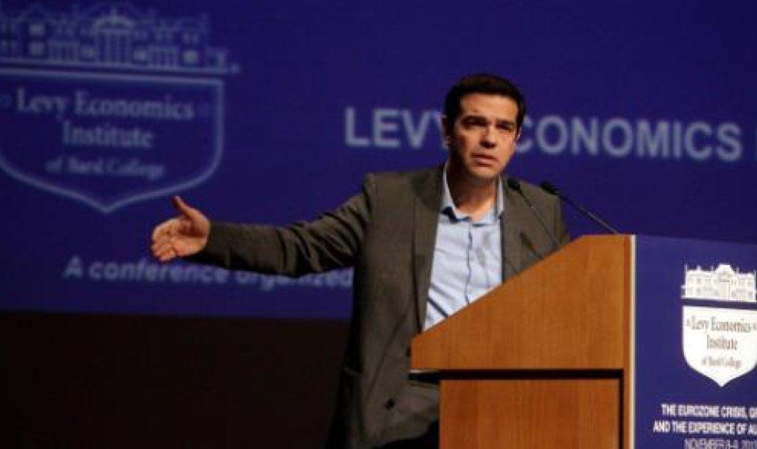 Πως το Think Tank Levy υπό τον Τζωρτζ Σόρος ανοίγει την αγκαλιά του για το Α. Τσίπρα - Ομιλητής ο Δραγασάκης σε συνάντηση της Αθήνας! - Κυρίως Φωτογραφία - Gallery - Video