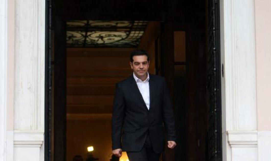 Με πρόγραμμα τετραετίας στη Βουλή ο A.Τσίπρας - Γιατί αισιοδοξεί ο Πρωθυπουργός για συμφωνία με τους δανειστές;  - Κυρίως Φωτογραφία - Gallery - Video