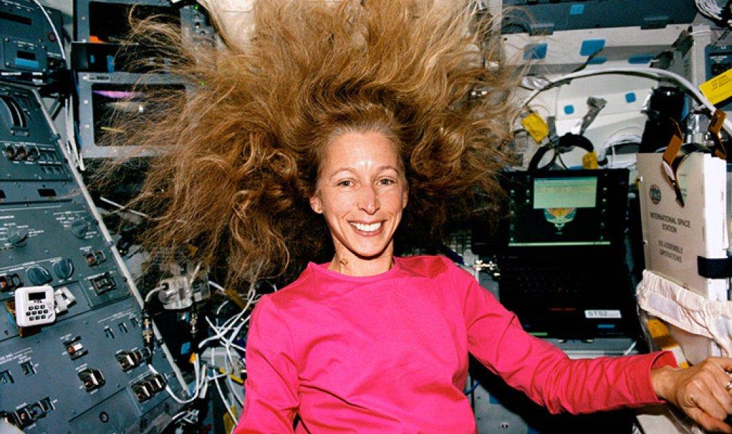 Top Woman η Marsh Ivins: Η Αμερικανίδα αστροναύτης που μοιράστηκε με τους «κοινούς θνητούς» πώς είναι η ζωή στο διάστημα! - Κυρίως Φωτογραφία - Gallery - Video
