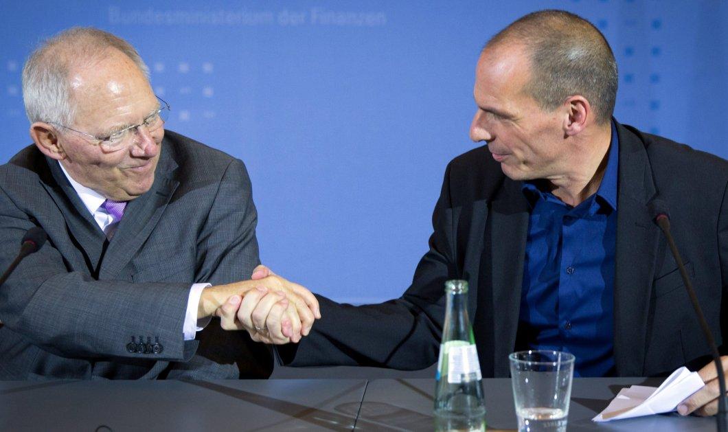 Έκτακτη συνάντηση Βαρουφάκη με Σόιμπλε αύριο στο Βερολίνο - Κυρίως Φωτογραφία - Gallery - Video