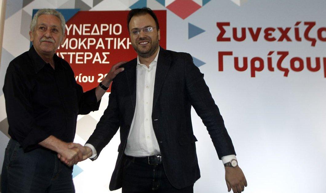 Νέα εποχή και στη ΔΗΜΑΡ: Ο Θανάσης Θεοχαρόπουλος, 36 ετών, Νέος Πρόεδρος - Ποιός είναι - Κυρίως Φωτογραφία - Gallery - Video