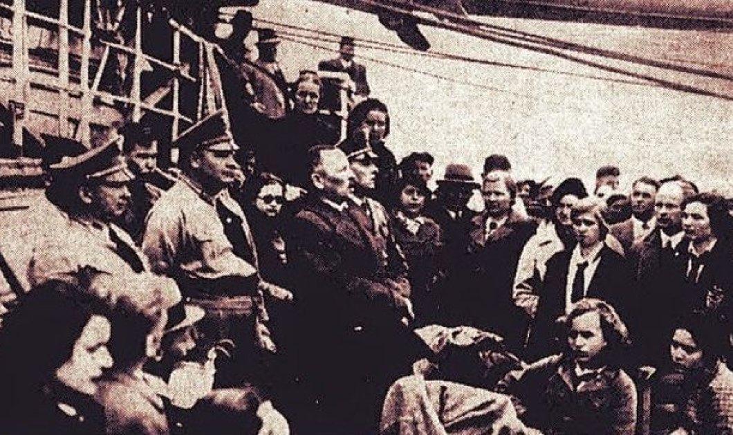 Vintage Story: Όταν ο Χίτλερ πήρε 99% από τους Γερμανούς στον Πειραιά! - Κυρίως Φωτογραφία - Gallery - Video
