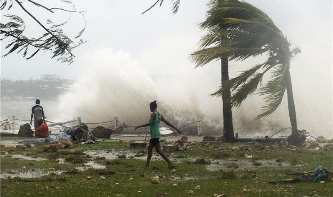Βιβλική καταστροφή στη Ν.Ζηλανδία - Με τον φόβο για δεκάδες νεκρούς, σαρώνει ο χειρότερος κυκλώνας στην ιστορία - Κυρίως Φωτογραφία - Gallery - Video