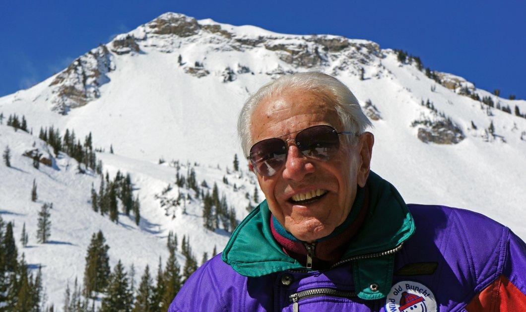 Ο 96χρονος George Jedenoff μας δείχνει τις ικανότητες του στο σκι σε ένα βίντεο που σίγουρα θα σας εμπνεύσει! - Κυρίως Φωτογραφία - Gallery - Video