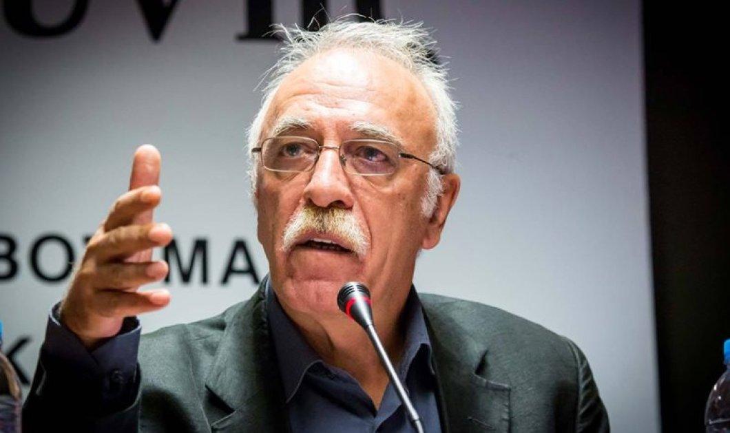 Δημήτρης Βίτσας: Και οι δύο πλευρές έχουν ανάγκη από μια λογική συμφωνία! - Κυρίως Φωτογραφία - Gallery - Video