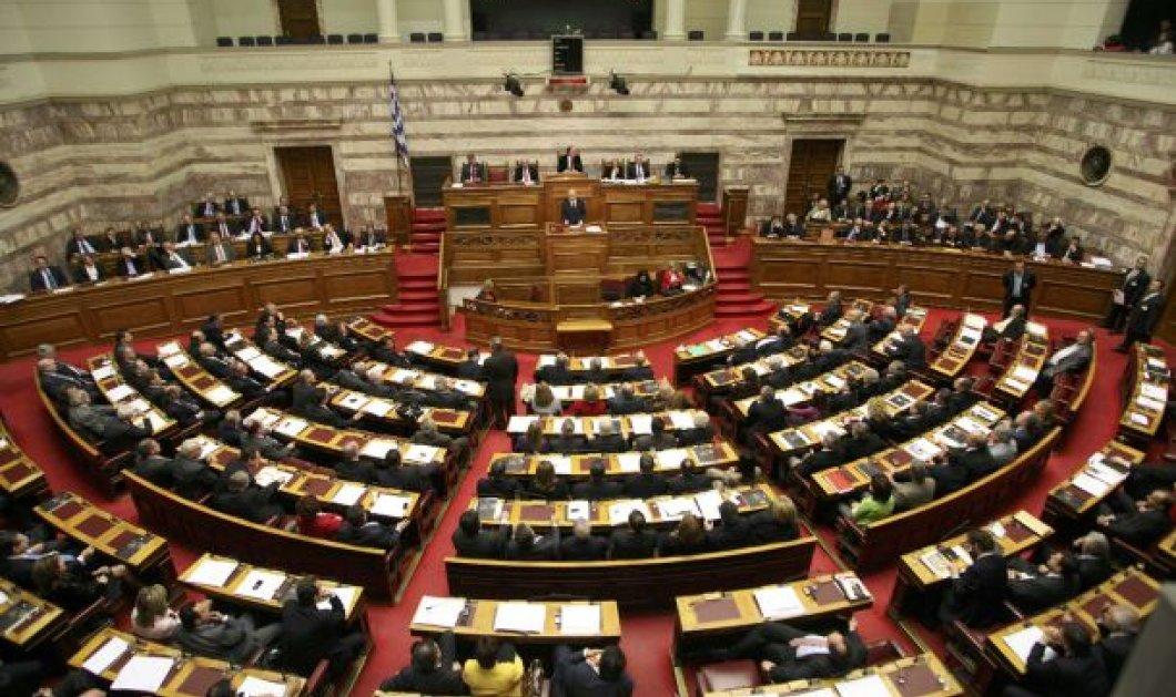 Live εικόνα: Απευθείας από την Βουλή η ονομαστική ψηφοφορία για ''κόκκινα δάνεια'' και τον ΕΝΦΙΑ! (βίντεο) - Κυρίως Φωτογραφία - Gallery - Video