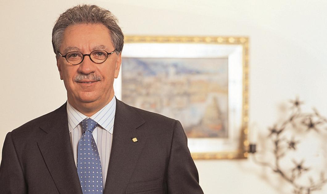 H μεγάλη συνέντευξη του Μιχάλη Σάλλα, πρόεδρου της Πειραιώς: ''Η Ελλάδα ανακάμπτει - Γυρίζουν σελίδα τράπεζες και επιχειρήσεις''  - Κυρίως Φωτογραφία - Gallery - Video