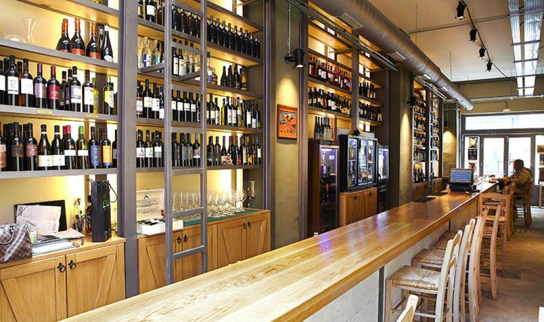 Οδηγός για wine bars: Ποια είναι τα καλύτερα, πού θα τα βρείτε και πώς θα τα απολαύσετε! (φωτό) - Κυρίως Φωτογραφία - Gallery - Video