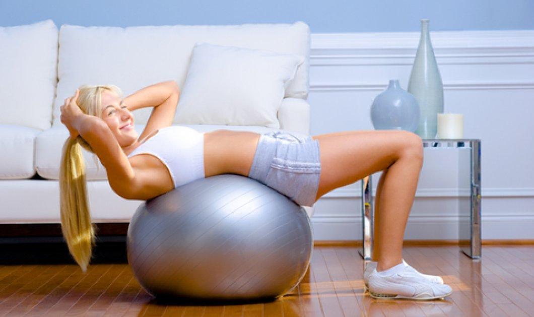 Oι επτά καλύτερες ασκήσεις για όλο το σώμα - Δοκιμάστε τες & ανακαλύψτε την ''Ζιζέλ'' που κρύβεται μέσα σας! - Κυρίως Φωτογραφία - Gallery - Video