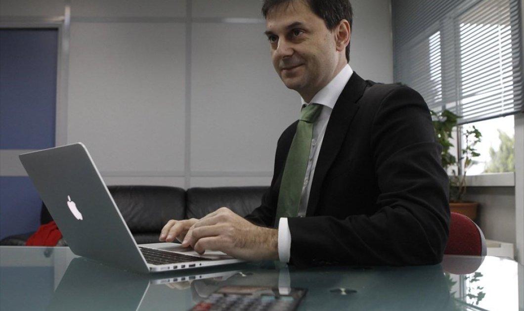 """Χάρης Θεοχάρης: ''Θα είμαι υποψήφιος με το Ποτάμι στη Β Αθηνών"""": Όλη η ανακοίνωση του πρώην Γεν. Γραμματέα Εσόδων! - Κυρίως Φωτογραφία - Gallery - Video"""