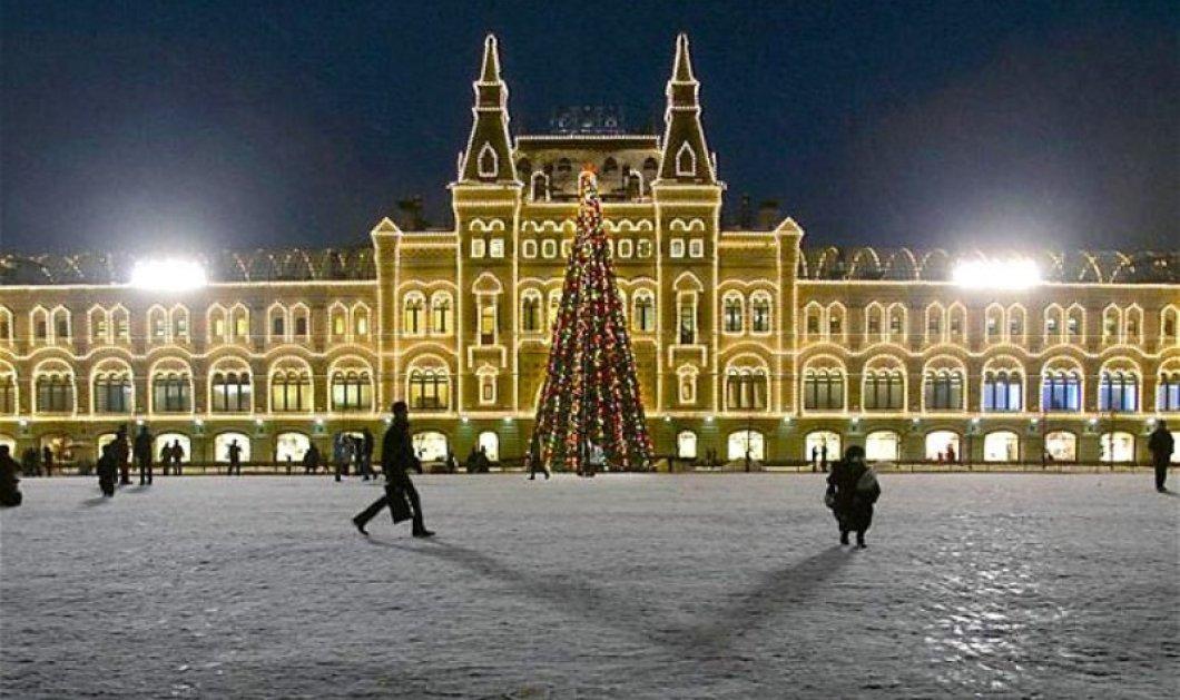 Λονδίνο, Ν. Υόρκη, Τόκιο & Βερολίνο: Διάσημα malls από όλο τον κόσμο σε Χριστουγεννιάτικο mood! (φωτό) - Κυρίως Φωτογραφία - Gallery - Video