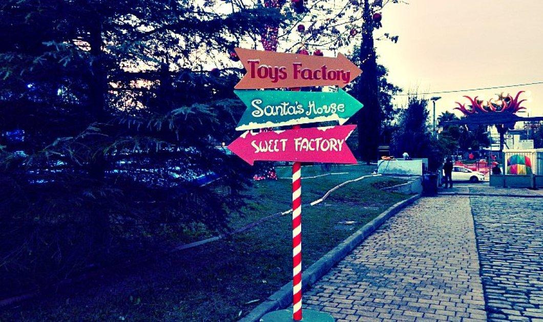 """Ήρθαν τα Χριστούγεννα στον Κεραμεικό: Προλάβετε το ωραιότερο """"Christmas Factory"""" μέχρι τις 6 Δεκεμβρίου!!! - Κυρίως Φωτογραφία - Gallery - Video"""