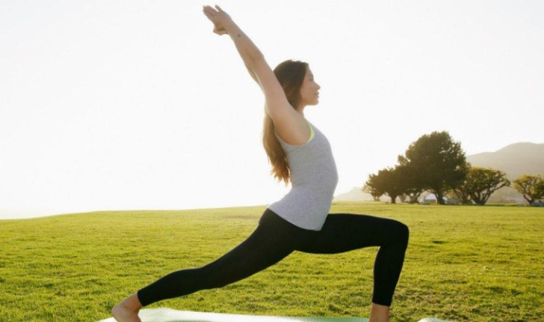 Η yoga είναι απλή & συναρπαστική: 6 εύκολες ασκήσεις που θα αλλάξουν το σώμα σας! - Κυρίως Φωτογραφία - Gallery - Video