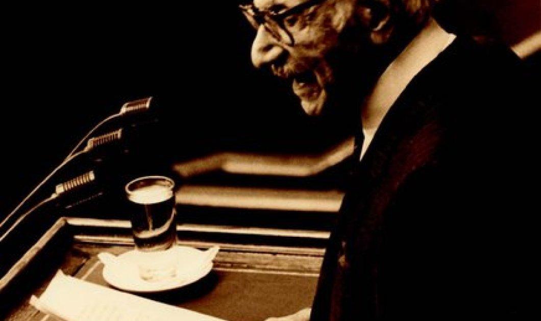 110 χρόνια από τη γέννηση του Ξενοφώντα Ζολώτα: Σπάνιο φωτογραφικό υλικό - Κυρίως Φωτογραφία - Gallery - Video