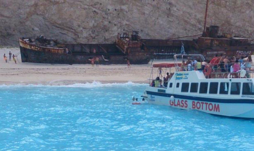 Story of the day: Ανακαλύψτε την περίφημη ιστορία που κρύβεται πίσω από τη διασημότερη ελληνική παραλία, το Ναυάγιο της Ζακύνθου! - Κυρίως Φωτογραφία - Gallery - Video