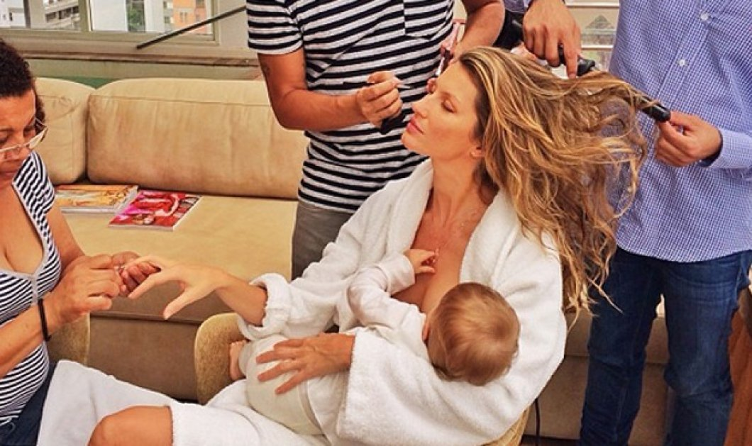 Νέο & πολύ αμφιλεγόμενο beauty trend: Το μητρικό γάλα σαν μάσκα προσώπου - Κυρίως Φωτογραφία - Gallery - Video