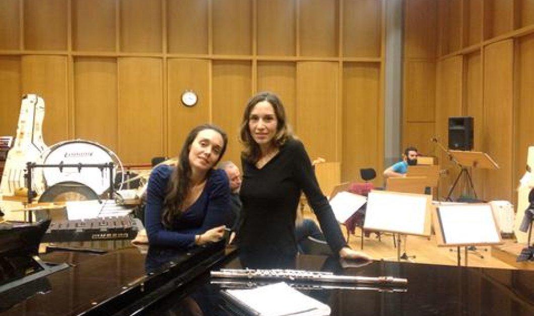 Ζωή Ζενιώδη η μαέστρος & Ναταλία Γεράκη η φλαουτίστα: 2 καλλονές από τη Ν. Σμύρνη διαπρέπουν στο παγκόσμιο μουσικό στερέωμα! (φωτό) - Κυρίως Φωτογραφία - Gallery - Video
