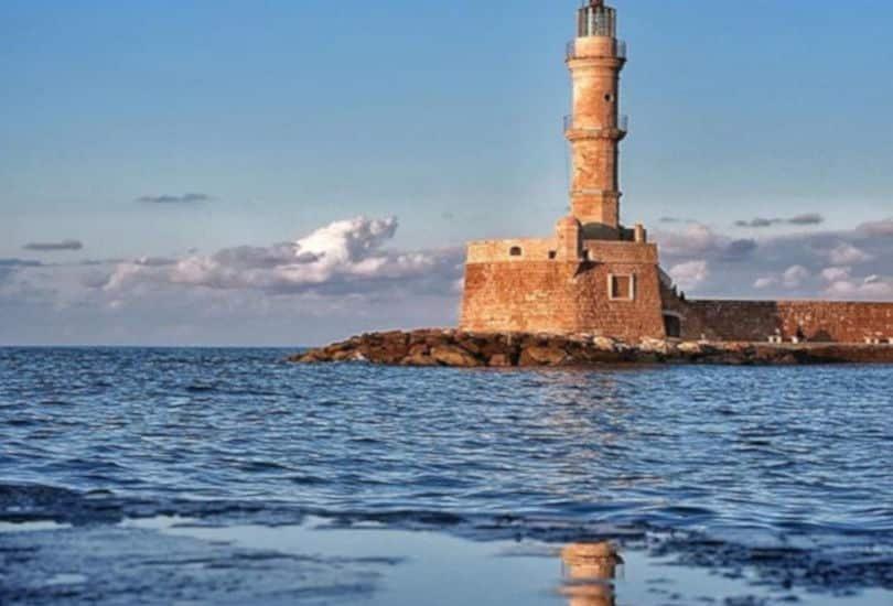952ce336c6bf Χανιά: Όλο το μπλε της θάλασσας σε μία φωτογραφία - Εικόνα:  @reasonstovisitgreece [Δείτε περισσότερες φωτογραφίες στο madeingreece.news]