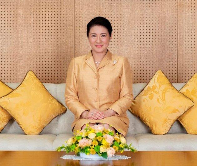 Η αυτοκράτειρα Μασάκο είχε γενέθλια - Τι φόρεσε για το επίσημο πορτραίτο της (φώτο) - Κυρίως Φωτογραφία - Gallery - Video