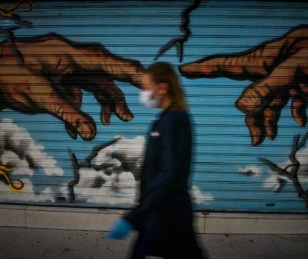 Κορωνοϊός - Ελλάδα: 2.411 κρούσματα, 837 διασωληνωμένοι και 67 θάνατοι - Κυρίως Φωτογραφία - Gallery - Video