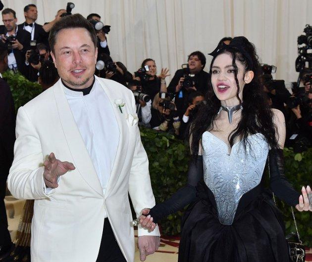 """""""Χωρίζουμε αλλά αγαπιόμαστε"""" : Η δήλωση """"βόμβα"""" του δισεκατομμυριούχου Elon Musk για τη σχέση του με την Grimes (φώτο-βίντεο) - Κυρίως Φωτογραφία - Gallery - Video"""