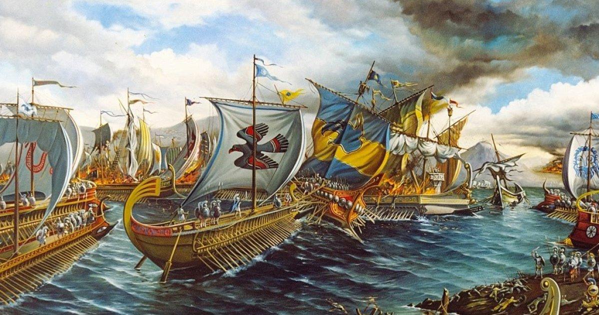 Ναυμαχία της Σαλαμίνας: Γιατί θεωρείται μία από τις σημαντικότερες μάχες  στην ιστορία της ανθρωπότητας; | eirinika.gr