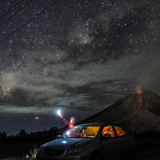 Όρος Sinabung, το πιο ενεργό ηφαίστειο της Ινδονησίας – Φωτογραφία: Albert Damanik/Barcroft Images - Κυρίως Φωτογραφία - Gallery - Video