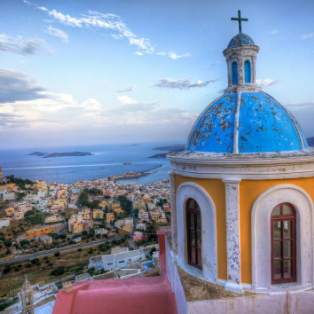 Η ελληνική παράδοση συναντά την αρχοντιά στην πρωτεύουσα των Κυκλάδων - Picture: VisitGreece.gr / Instagram - Κυρίως Φωτογραφία - Gallery - Video