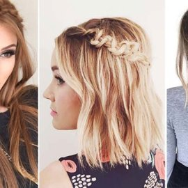 70+ όμορφα καθημερινά χτενίσματα για μακριά, κοντά ή μεσαία μαλλιά - Κυρίως Φωτογραφία - Gallery - Video