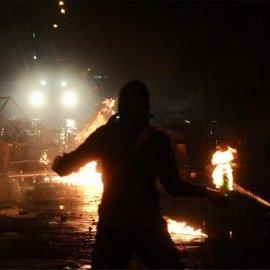 """Νύχτα """"τρόμου"""" μετά την επέτειο του Πολυτεχνείου - Πετροπόλεμος χημικά και συλλήψεις (φώτο-βίντεο) - Κυρίως Φωτογραφία - Gallery - Video"""