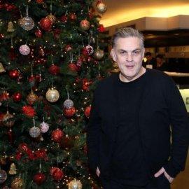 Χριστουγεννιάτικο πάρτι στο Crowne Plaza Athens City Centre με λαμπερές παρουσίες - Το ανακαινισμένο Ballroom & οι εκπλήξεις (φωτό) - Κυρίως Φωτογραφία - Gallery - Video