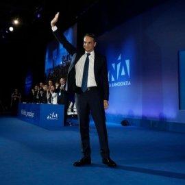 Μητσοτάκης: Ο Τσίπρας αντάλλαξε τις συντάξεις με μια μείζονα εθνική υποχώρηση - Η Νέα Δημοκρατία δεν θα κυρώσει την συμφωνία των Πρεσπών (βίντεο) - Κυρίως Φωτογραφία - Gallery - Video