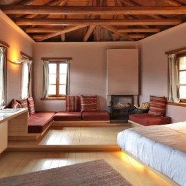 Kipi Suites: Ο ξενώνας του Ζαγορίου με τις πολυτελείς σουίτες, το τζάκι & την ανεμπόδιστη θέα στα ποτάμια & τις πηγές - Κυρίως Φωτογραφία - Gallery - Video