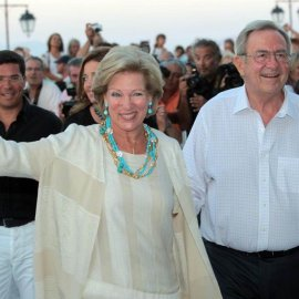 Κωνσταντίνος & Άννα Μαρία: Το πρώην βασιλικό ζεύγος σε σπάνια φώτο στο σπίτι του στο Πόρτο -Χέλι  - Κυρίως Φωτογραφία - Gallery - Video