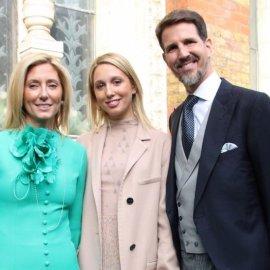 Η κόρη της Μαρί Σαντάλ και του Πρίγκιπα Παύλου, Ολυμπία, αποφοίτησε από το Πανεπιστήμιο & οι γονείς της πετούν στα σύννεφα (φωτό) - Κυρίως Φωτογραφία - Gallery - Video