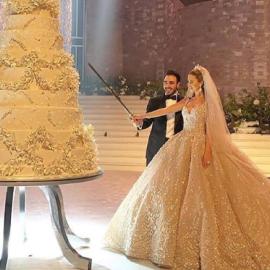 Όταν λέμε παραμυθένιος γάμος αυτό εννοούμε: Δείτε 1000+1 νύχτες μέσα από φωτό & βίντεο  δύο ερωτευμένων Λιβανέζων - Κυρίως Φωτογραφία - Gallery - Video