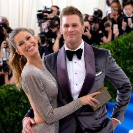 """Ζιζέλ Μπούντχεν: Η αγκαλιά του Τομ είναι οι πιο ζεστή """"κουβέρτα"""" - Η ρομαντική φώτο του ζευγαριού - Κυρίως Φωτογραφία - Gallery - Video"""