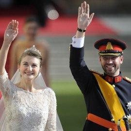Επιτέλους η Πριγκίπισσα Στεφανί του Λουξεμβούργου είναι έγκυος μετά από 7 χρόνια γάμου - Έτοιμος ο διάδοχος του θρόνου του Πρίγκιπα Γκιγιόμ - Κυρίως Φωτογραφία - Gallery - Video