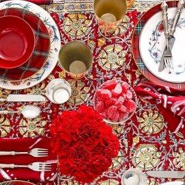 Χριστούγεννα: 40 εκπληκτικές ιδέες για το πιο γιορτινό τραπέζι! Βαλτέ χρώματα& πολύ φαντασία - Φώτο   - Κυρίως Φωτογραφία - Gallery - Video