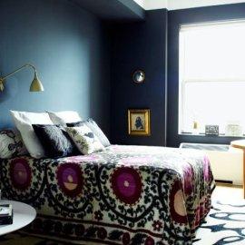 """22 εκθαμβωτικά όμορφες """"cozy"""" & κομψότατες κρεβατοκάμαρες σε ζεστούς σκούρους τόνους - Για ύπνο γλυκό & ελαφρύ (φώτο) - Κυρίως Φωτογραφία - Gallery - Video"""