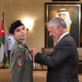 Top woman η πριγκίπισσα Σάλμα, κόρη της Ράνιας της Ιορδανίας: Έγινε η πρώτη πιλότος Ένοπλων Δυνάμεων της χώρας - Φώτο - Κυρίως Φωτογραφία - Gallery - Video