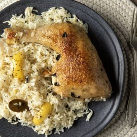 Ο Άκης Πετρετζίκης προτείνει ένα φαγητό - όνειρο: Κοτόπουλο λεμονάτο με ρύζι στο φούρνο (βίντεο) - Κυρίως Φωτογραφία - Gallery - Video