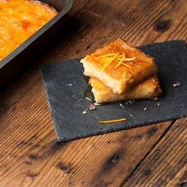 Η Αργυρώ Μπαρμπαρίγου προτείνει μια φανταστική πορτοκαλόπιτα με φύλλο κρούστας - Βίντεο   - Κυρίως Φωτογραφία - Gallery - Video