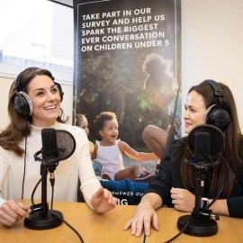 Κέιτ Μίντλετον μίλησε για πρώτη φορά σε podcast: «Ανησυχώ για το αν είμαι καλή μητέρα» - Κυρίως Φωτογραφία - Gallery - Video